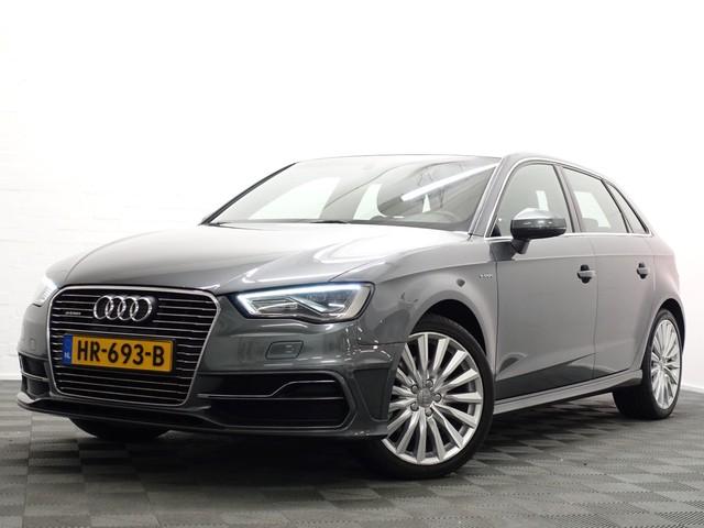 Audi A3 Sportback 1.4 e-tron PHEV Pro Line S [ S-line ] , Leer, Navi, Xenon Led, LMV