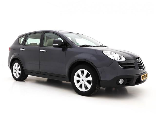 Subaru Tribeca 3.0R Executive 7-PERS. AUT. AWD *PANO+LEDER+NAVI+PDC+ECC+CRUISE*