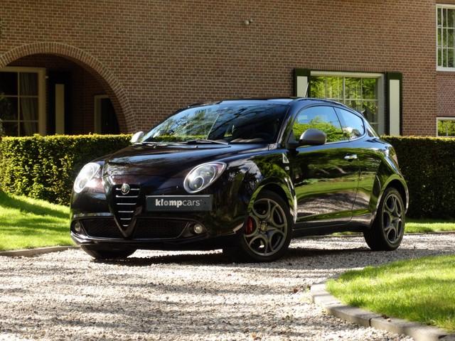 Alfa Romeo MiTo 1.4 T QV 170pk Xenon Leer Schuifdak Stoelverw !