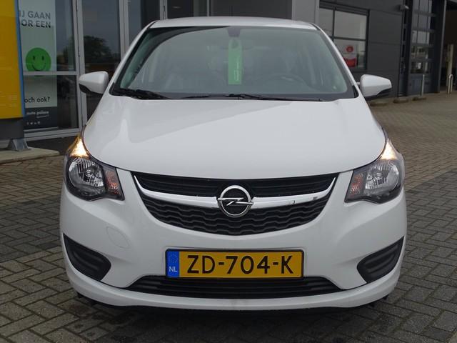 Opel KARL 120 Jaar Edition 1.0 75 pk - 5drs - airco - cruise control
