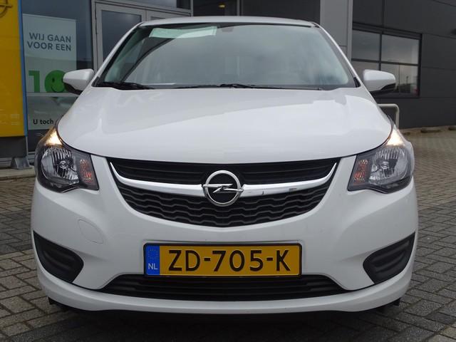 Opel KARL 120 Jaar Edition 1.0 75 pk - 5drs - airco - cruise control -