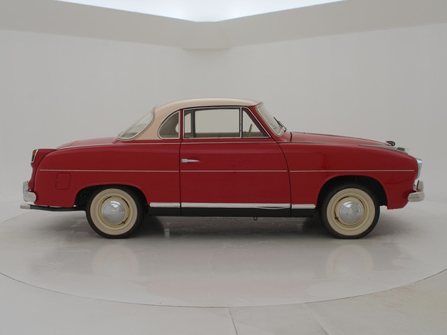 Goliath Coupe 1100 1958 ORIG. NL DUBBELE CARBURATEUR