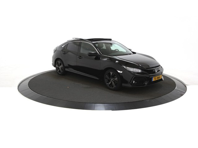 Honda Civic 1.0 i-VTEC Premium AUTOMAAT LEDER PANO