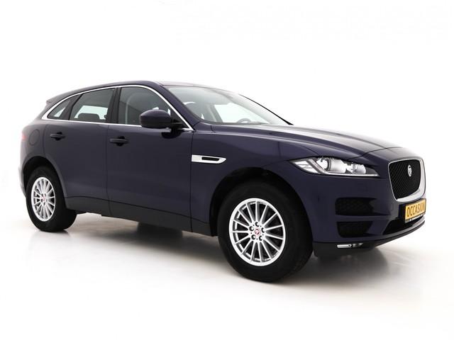 Jaguar F-Pace 2.0 d Prestige 132 Kw *MODEL-2017+XENON+VOLLEDER+NAVI-FULLMAP+PDC+ECC+CRUISE+CAMERA*