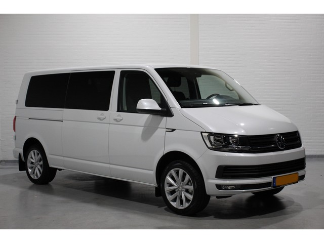 Volkswagen Transporter 2.0 TDI 150 pk 6H Dubbel Cabine Navi, DAB+, Cruise, 16