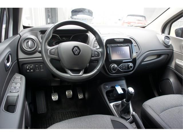 Renault Captur 0.9 TCe Bluetooth Cruise Keyless LED Navi PrivacyGlass PDC Velgen Parelmoer wit zwart 90pk H5