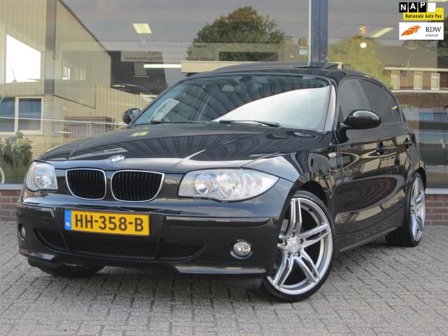 BMW 1 Serie 118i 5 deurs! Schuifdak MTF-stuur 19