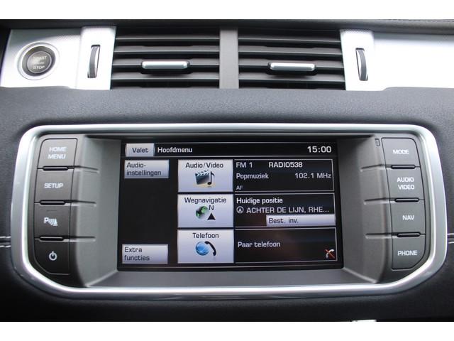 Land Rover Range Rover Evoque 2.0 Si 4WD Dynamic   Achterijuitcamera   Panoramadak   Leder zwart