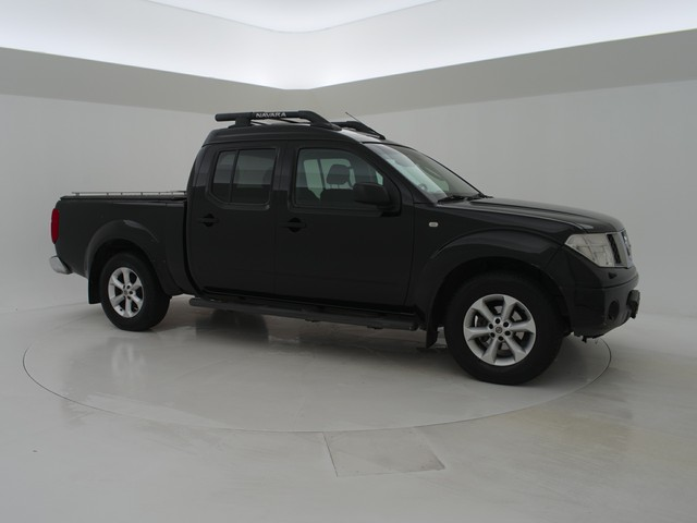 Nissan Navara 2.5 DCI AUT. 4X4 DOUBLE CAB 5-PERSOONS