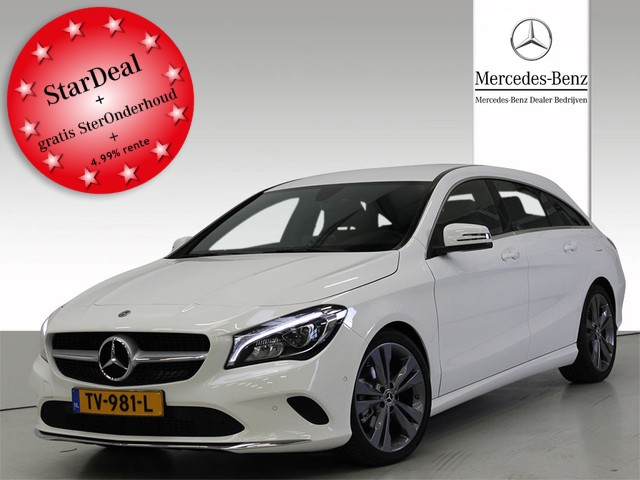Mercedes-Benz CLA-Klasse Shooting Brake 180 Business Solution Plus Upgrade Edition Line: Urban   Automaat *Stardeal*