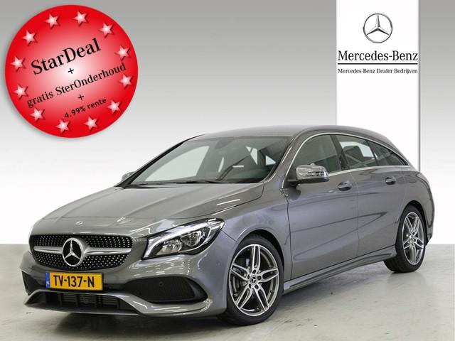 Mercedes-Benz CLA-Klasse Shooting Brake 180 Business Solution AMG Upgrade Edition Automaat *Stardeal*