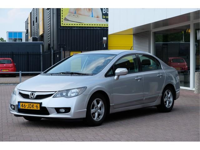 Honda Civic 1.3 96pk Hybrid Aut. | Airco | Cruise | Stoelverwarming