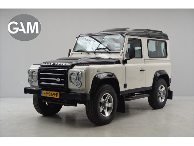 Land Rover Defender 2.4 TD 90 SW Fire And Ice