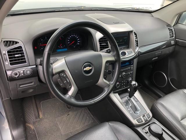 Chevrolet Captiva 2.2D LTZ Automaat  Navi  Leder  Camera  ECC
