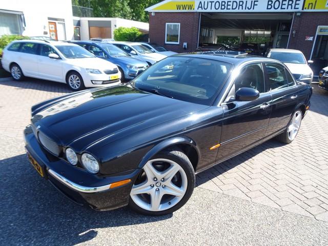 Jaguar XJ 4.2 V8 298pk Executive Leer, 19'', Schuif-Dak, NL.Auto