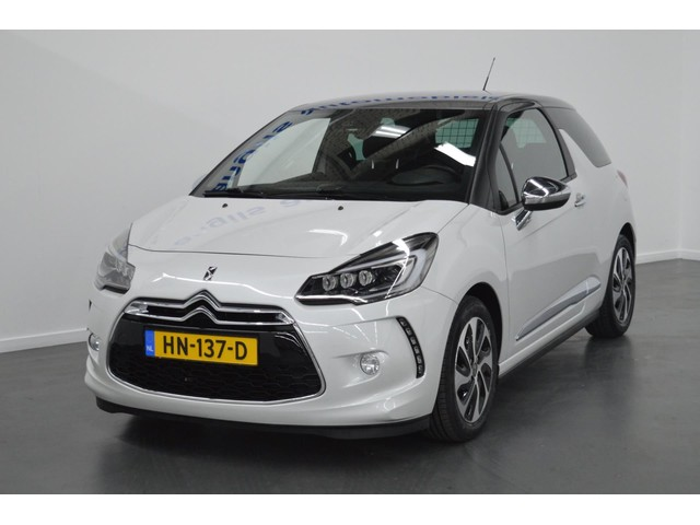 DS DS 3 1.6 BlueHDi Business Led, xenon, navi