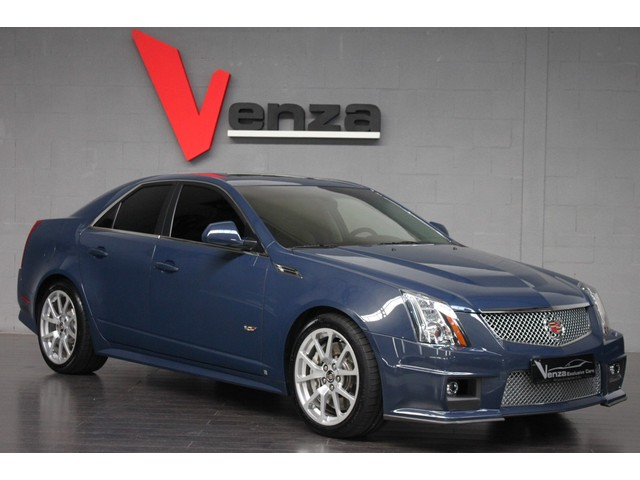 Cadillac CTS CTS-V 6.2 V8 Supercharged Hennessey V700