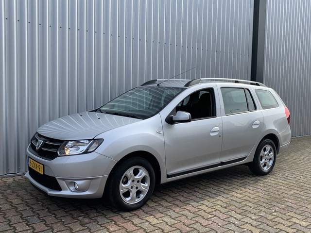 Dacia Logan MCV 0.9 TCe Prestige | Nav | Bluetooth | Airco | Cruise | € 1.000,-