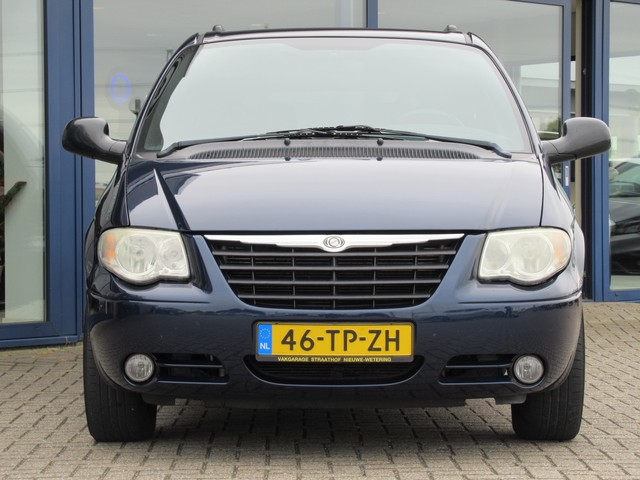 Chrysler Grand Voyager 3.3i V6 SE Luxe 7-Zits   Automaat   Climate Control   Cruise Control   Navigatie