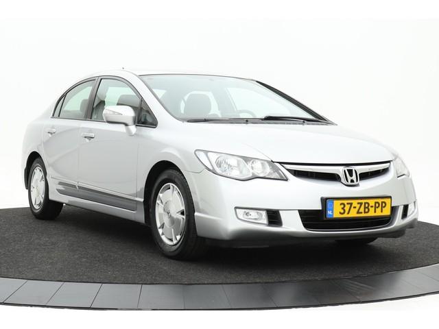 Honda Civic 1.3 Hybrid Aut.   Navi   Clima   Cruise   lichtmetaal