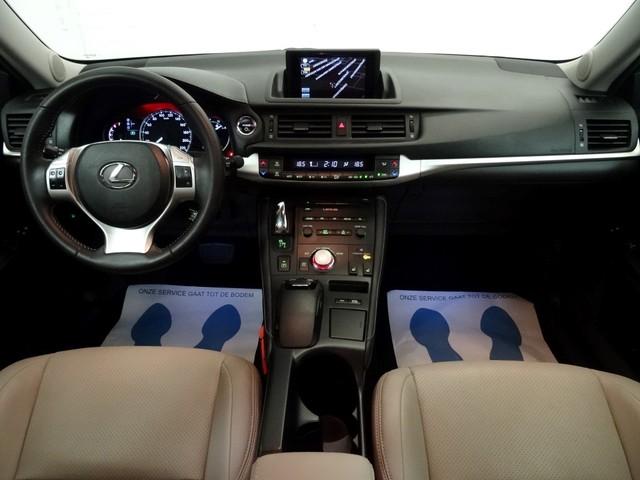 Lexus CT 200h Hybride Luxury Line Aut, Leer, Navi, ECC, LMV, Camera