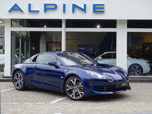 ALPINE A110 1.8 Turbo 252pk Legende Navig., Focal Premium Audio, Actief Sportuitlaatsysteem