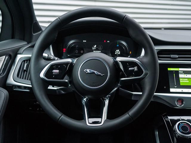 Jaguar I-PACE 4%   858km   Panoramadak   Ex. BTW