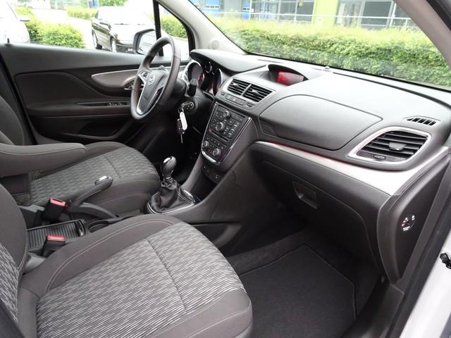 Opel Mokka 1.6 Selection airco   stoelverw   pdc   1e eig
