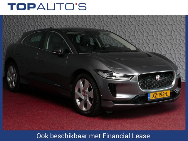 Jaguar I-PACE EV400 SE 4% PRIJS INCL BTW PANORAMA MATRIX LED NAVI WINDSOR LEDER HANDS-FREE KLEP 360 CAM
