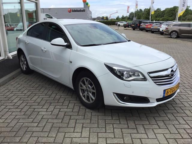 Opel Insignia 1.4 T EcoFLEX Business+ Dealer onderhouden
