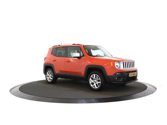 Jeep Renegade 1.4 MultiAir Limited AWD 170PK