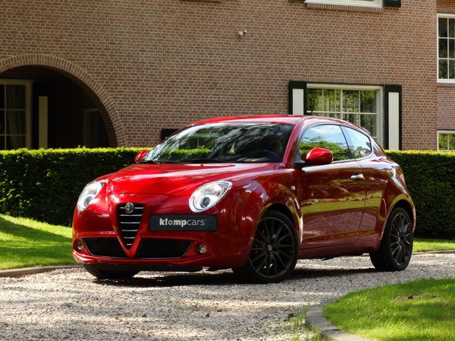 Alfa Romeo MiTo 1.4 T 155PK Sport Rosso Competizione!