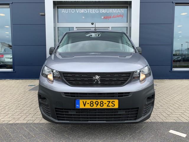 Peugeot Partner 1.6 BlueHDi 100pk 1000kg Pro