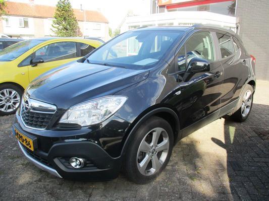 Opel Mokka 1.6 EDITION 2e eigenaar! dealer NL auto! navigatie! trekhaak!