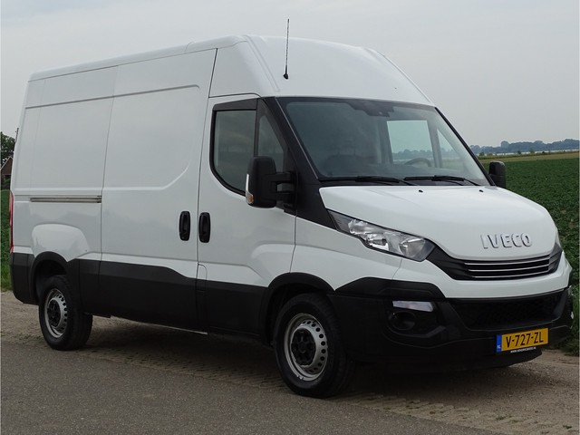Iveco Daily 35S14V 2.3 352L H2 - 140 Pk - Automaat - Climate Control - Cruise Control