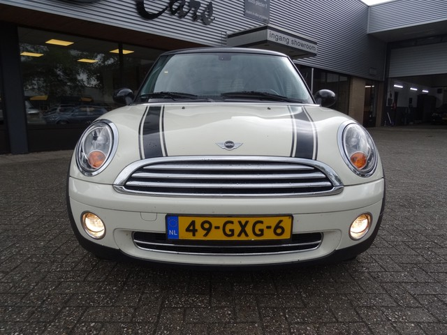 MINI Mini 1.4 One Pepper,Airco,