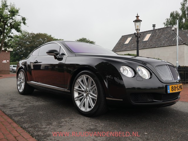 Bentley Continental GT 6.0 W12 NL-AUTO SOFTCLOSE KEYLESS