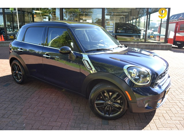 MINI Countryman 1.6 Cooper S Chili AUTOMAAT  LEDER  NAVIGATIE  ECC  LMV  PANORAMADAK  VOL OPTIES!