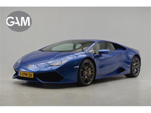 Lamborghini Huracan 5.2 V10 LP610-4