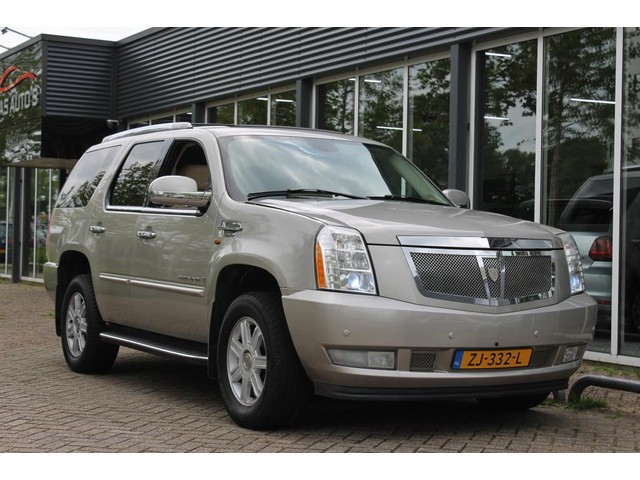 Cadillac Escalade 6.2 V8 Elegance ✅bj 2007 Vol Opties