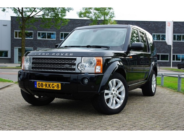 Land Rover Discovery 3 DISCOVERY 2.7 TDV6 HSE AUT 2006 7 Persoons