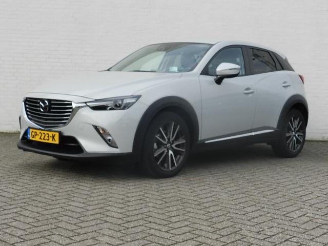Mazda CX-3 2.0 SkyActiv-G 120 GT-M *****WORDT VERWACHT*****