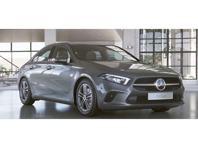 Mercedes-Benz A-Klasse 200 Launch Edition