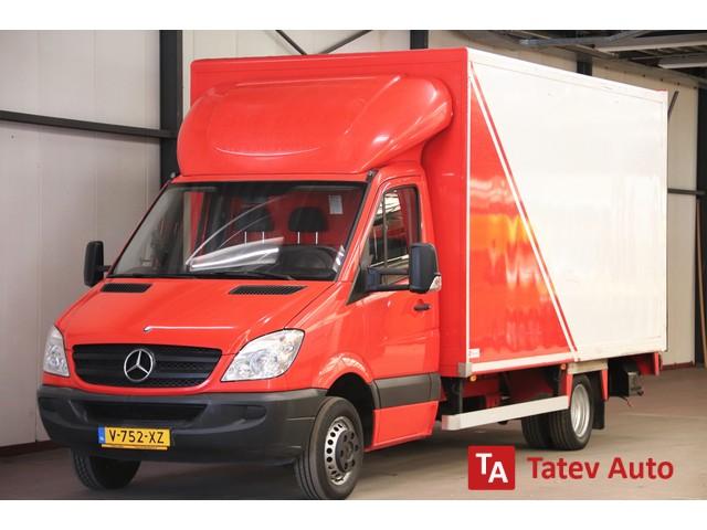Mercedes-Benz Sprinter 516 BAKWAGEN 1000KG LAADKLEP AUTOMAAT VERHUISWAGEN