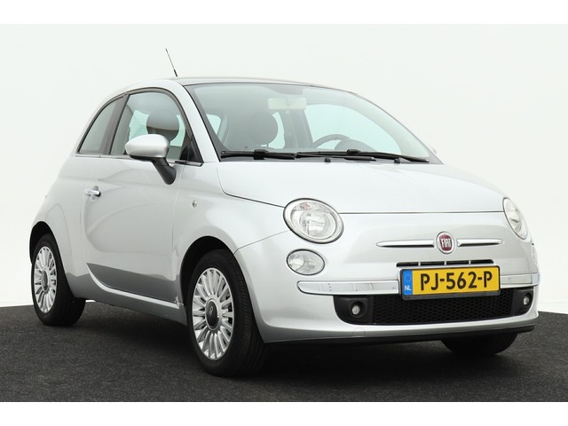 Fiat 500 1.2 Lounge | Airco | Panoramadak | Elektrische ramen | Lichtmetalen velgen