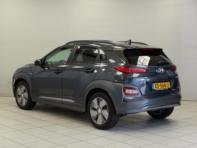 Hyundai Kona EV Style 64 kWh Navi Full Led Camera Schuifdak 4% Bijtelling