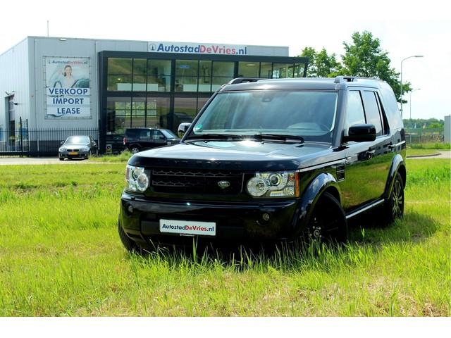 Land Rover Discovery 3.0 SDV6 HSE Luxury +BLACK EDITION+ONDERHOUDEN+VOL IN DE OPTIES!