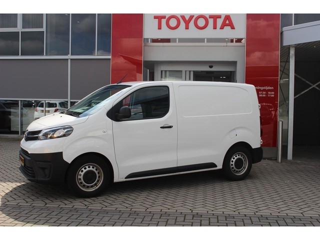 Toyota ProAce COMPACT 1E EIG TH AIRCO RADIO CD