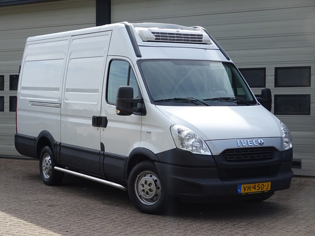Iveco Daily 35 S 13 Dag & Nacht Koel   Vries wagen L2H2