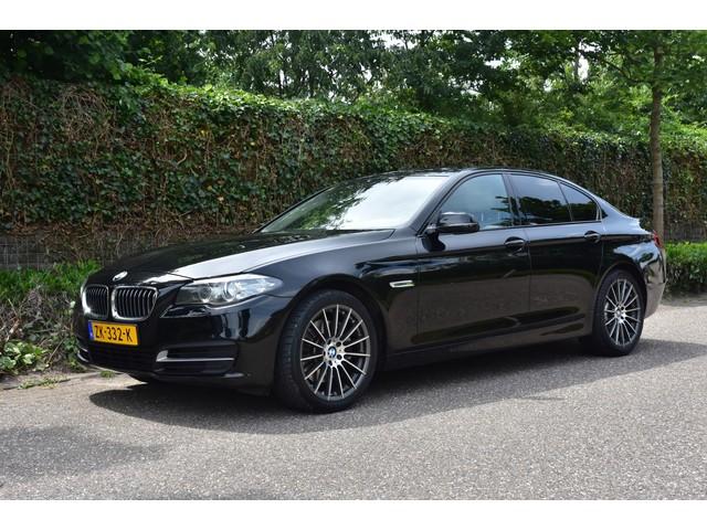 BMW 5 Serie 535i Executive AUTOMAAT | NIEUW MODEL | GR. NAVI PRO. | 19